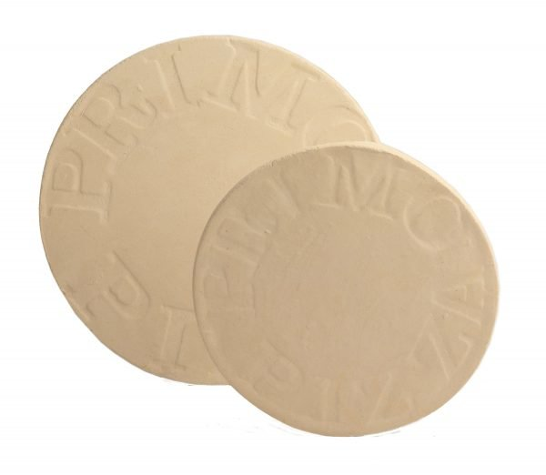 16 inch natural finish baking stones